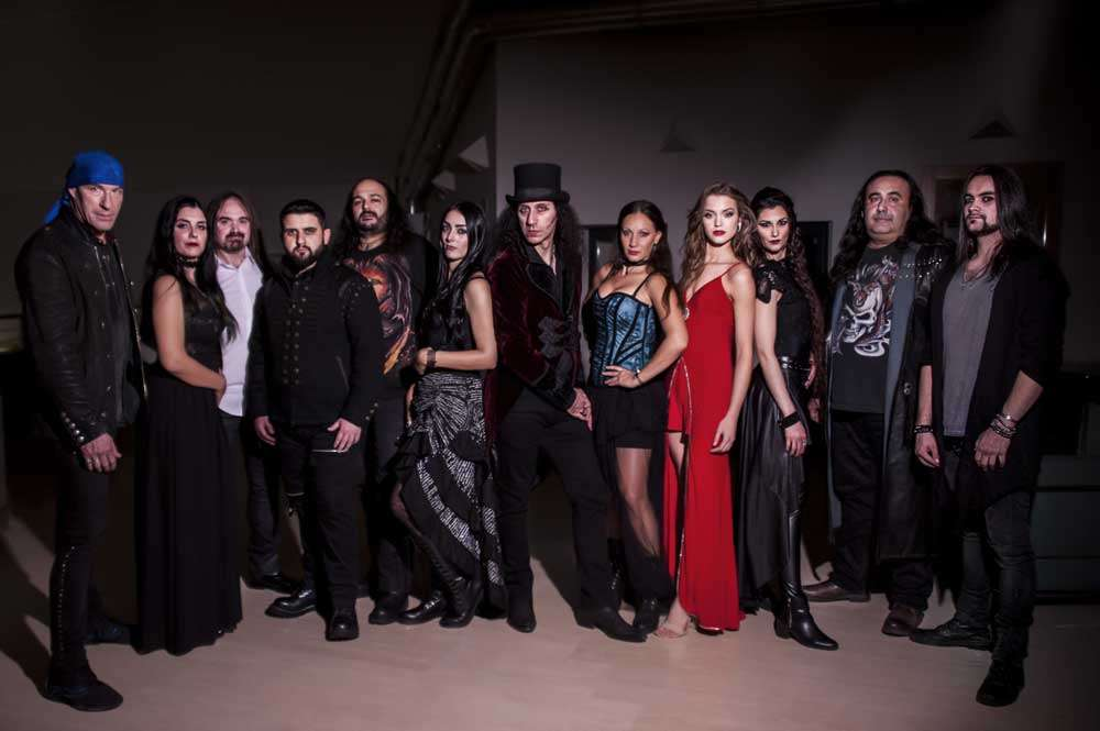 Vivaldi Metal Project​