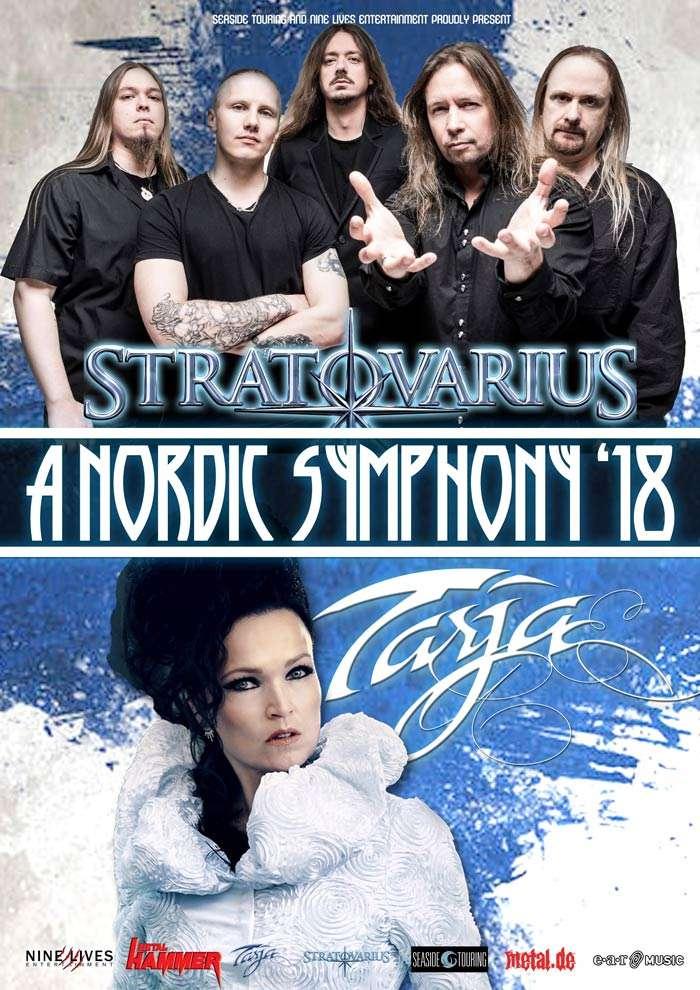 Stratovarius & Tarja: Nordic Symphony