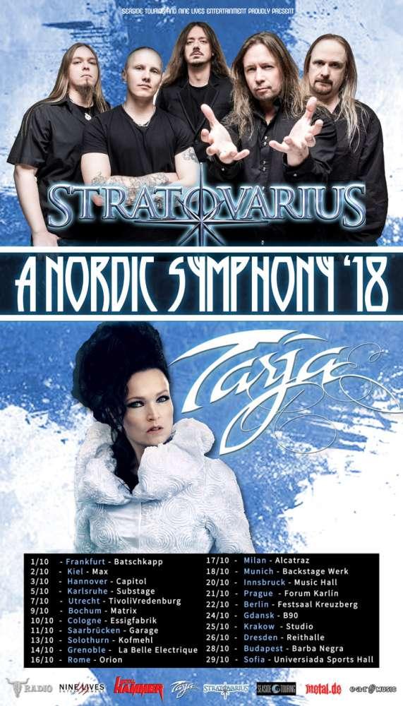 A Nordic Symphony '18