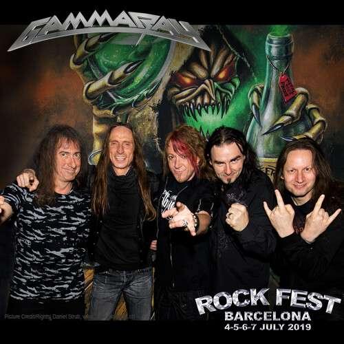 Gamma Ray @ Rock Fest Barcelona 2019