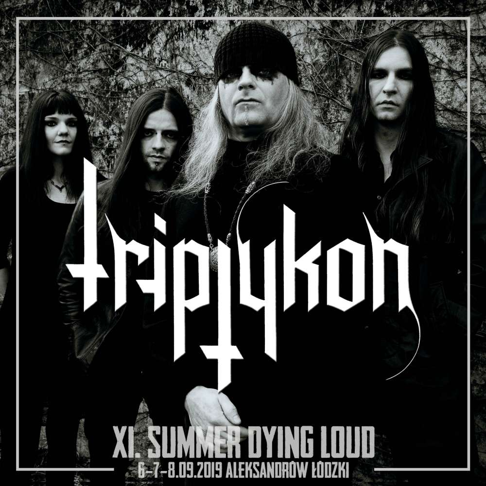 TRIPTYKON CONFIRMED FOR SUMMER DYING LOUD