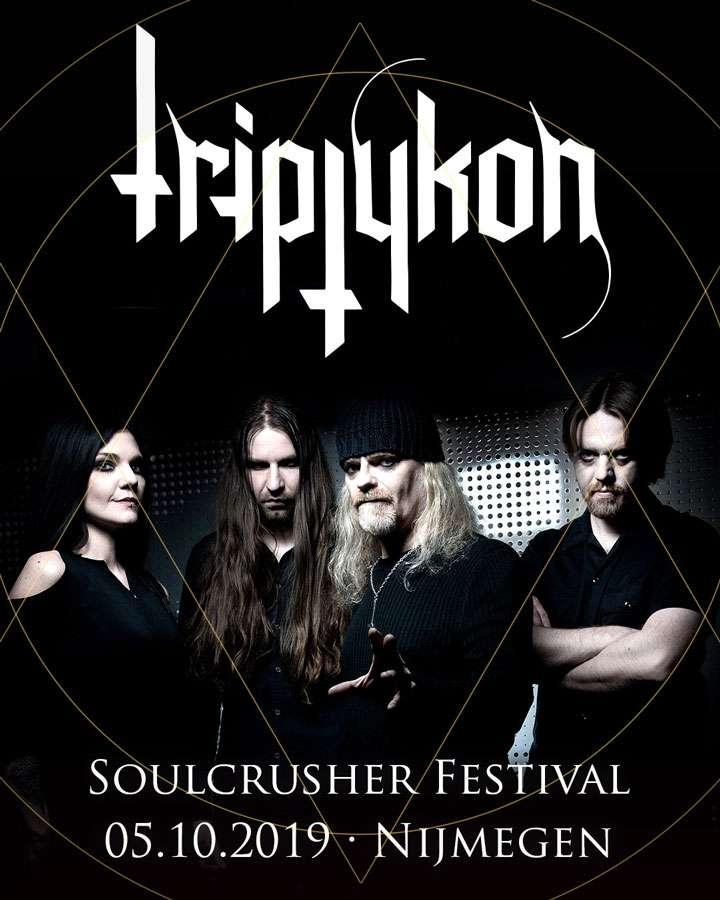 Triptykon @ Soulcrusher Festival