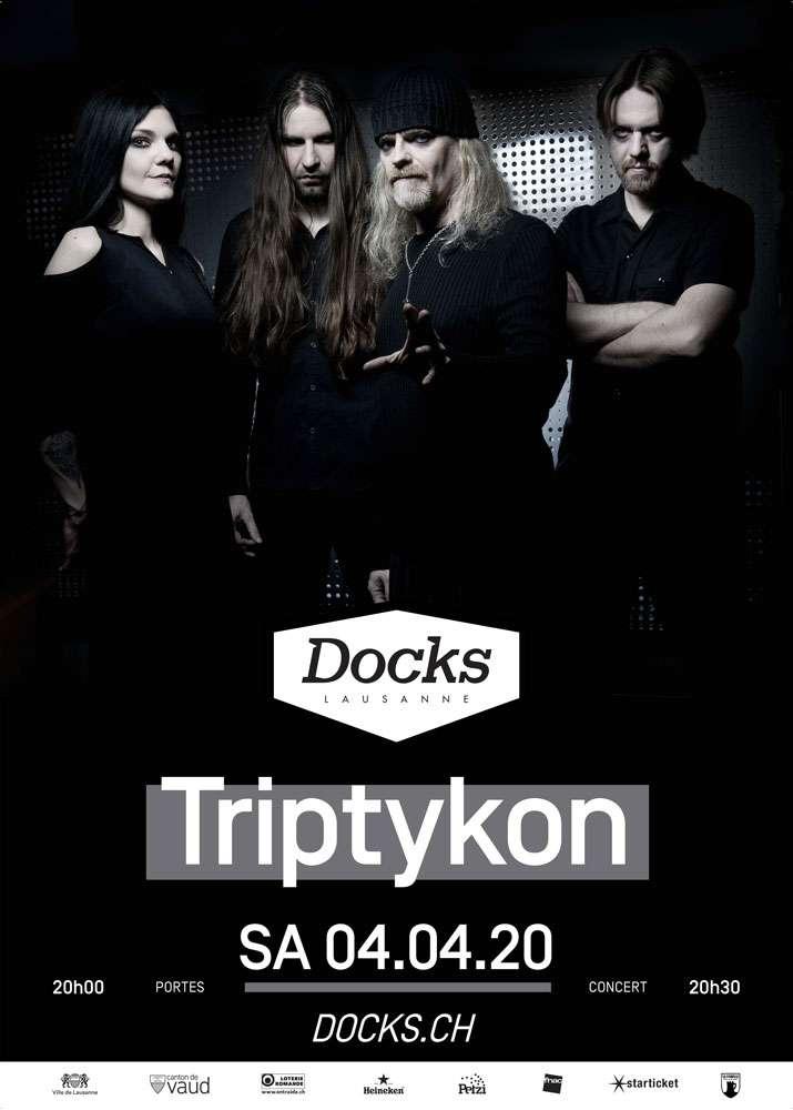 Triptykon @ Docks