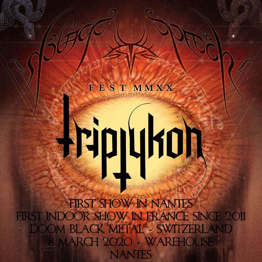 Triptykon @ Black Speech