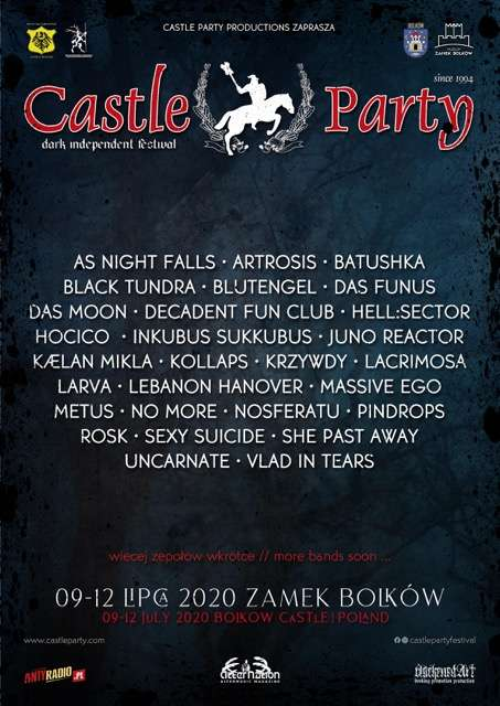 Lacrimosa @ Castle Party