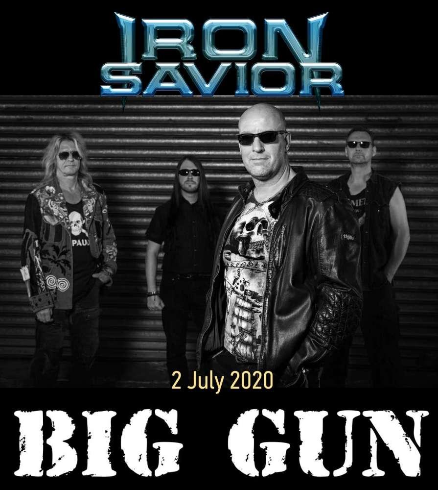 Iron Saviour @ Big Gun 2020