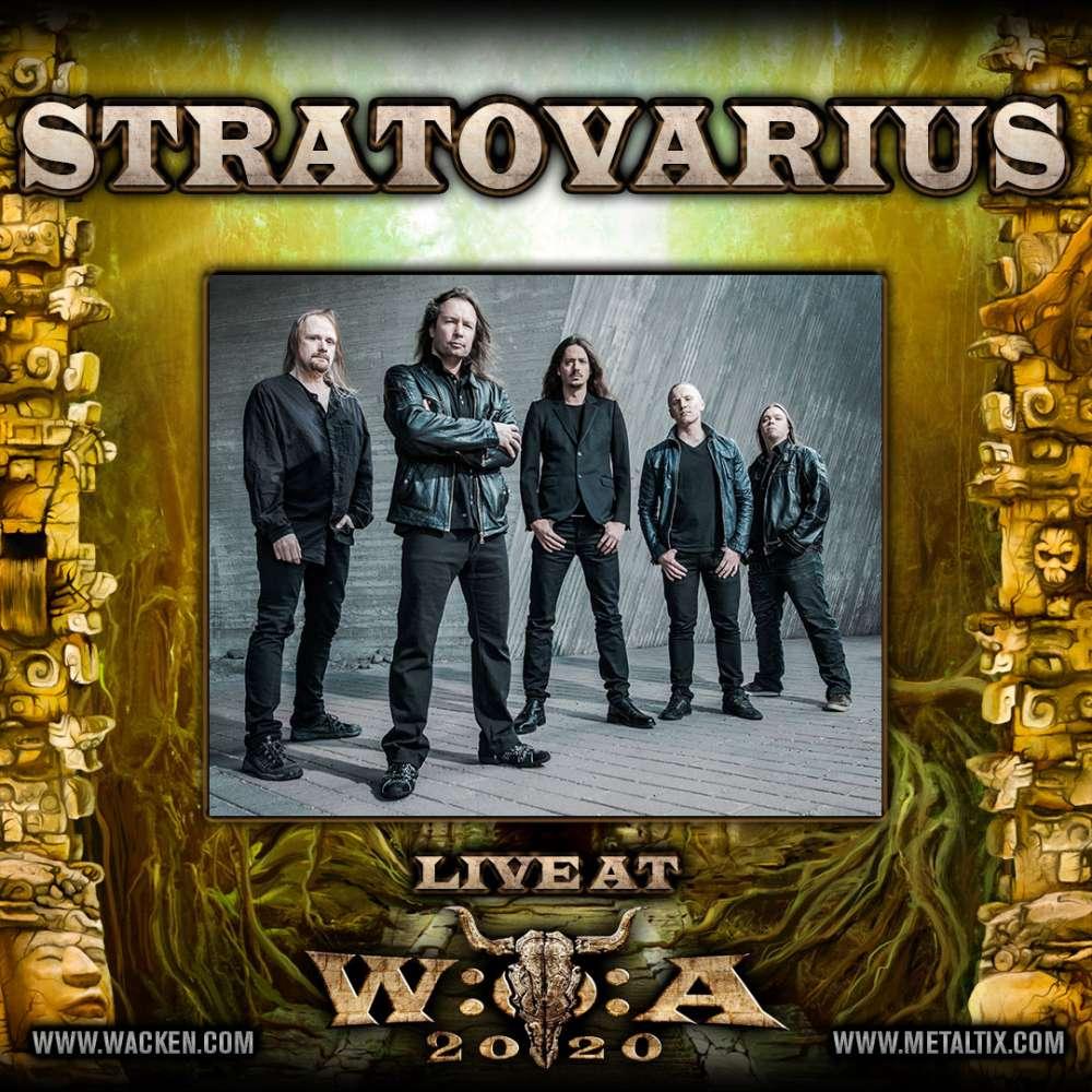 Stratovarius @ Wacken 2020