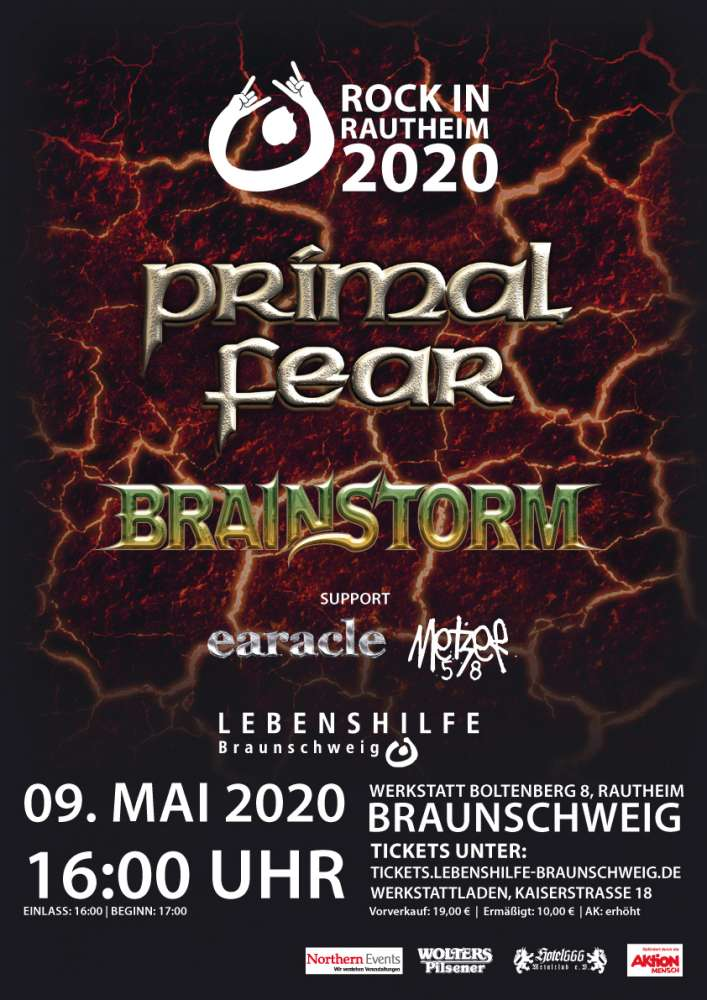 Primal Fear @ Metalfest Open AirRock in Rautheim
