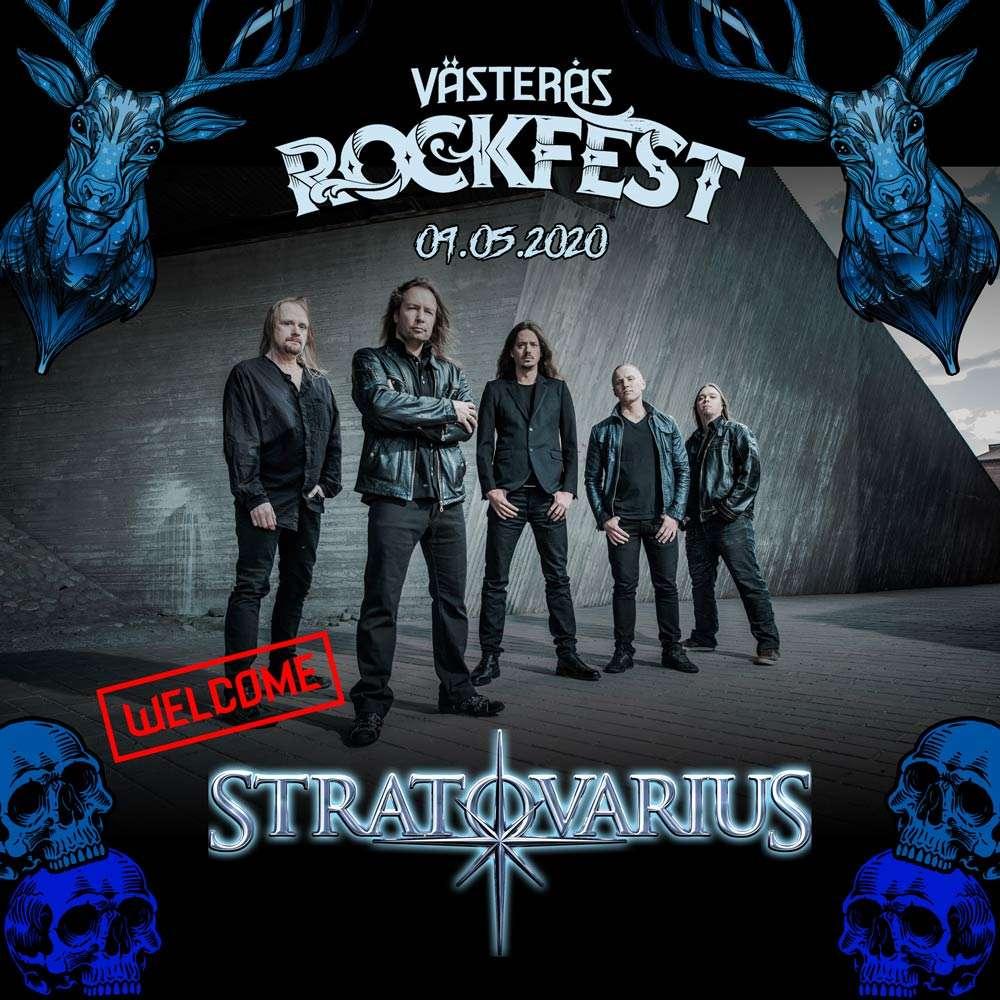 Stratovarius @ Västerås Rockfest
