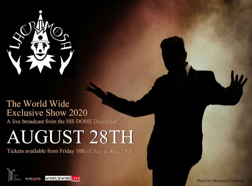 Lacrimosa World Wide exclusive show