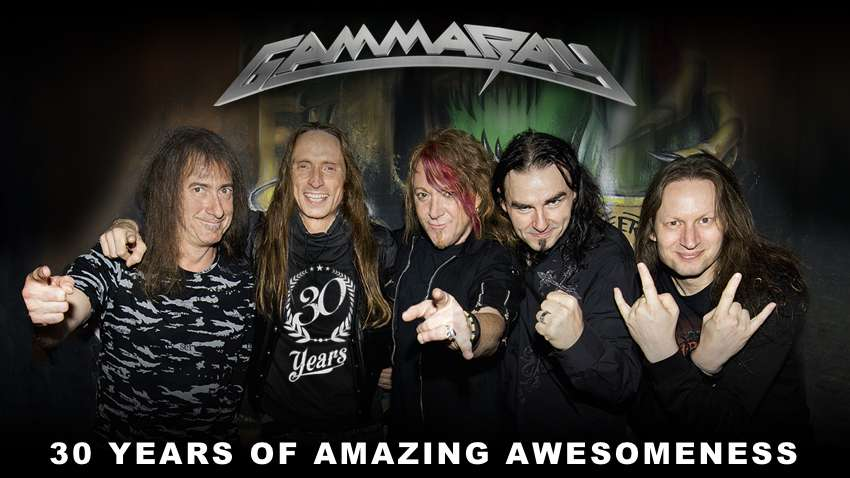 Gammy Ray live broadcast