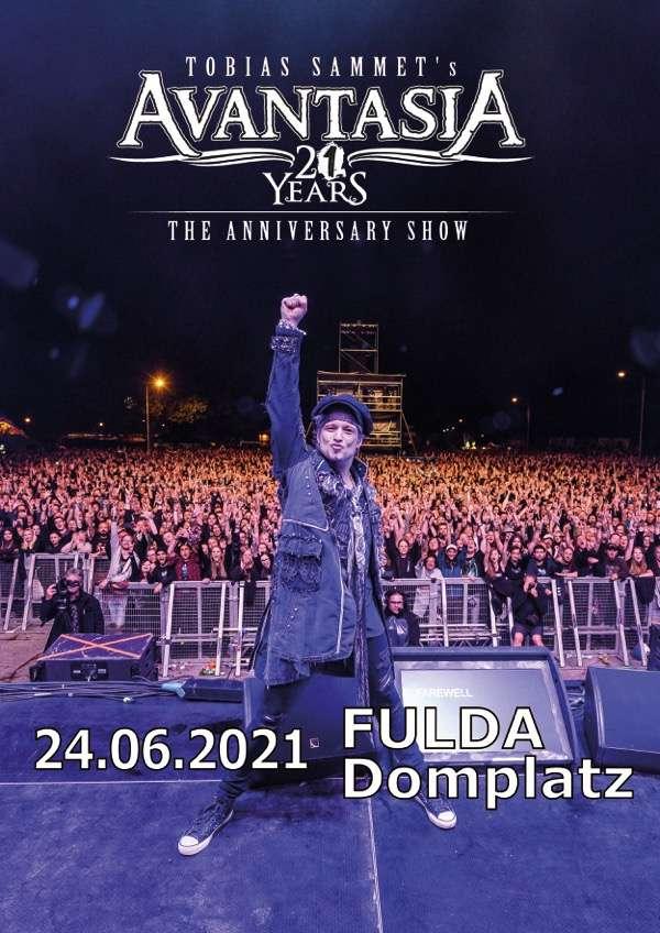 Avantasia Fulda 2021