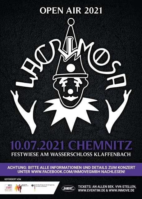 Lacrimosa Open Air 2021, Chemnitz