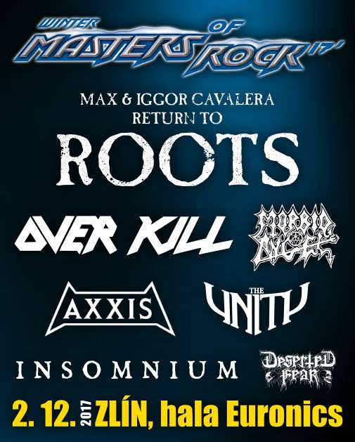 Winter Masters of Rock 2017