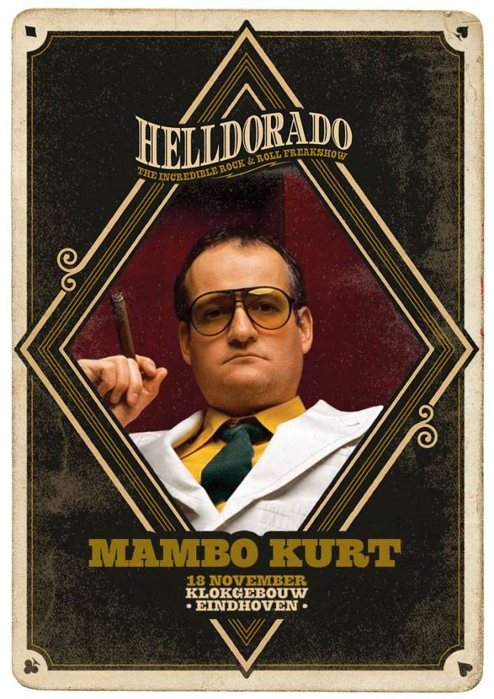 Mambo Kurt at Helldorado