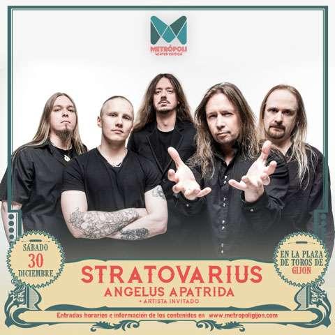 Stratovarius @ Metropoli Festival