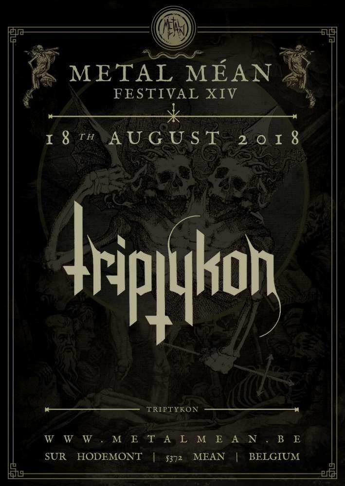 Triptykon @ Mean Festival