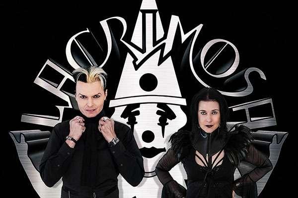 """Lacrimosa """"Zeitreise Tour 2019"""""""