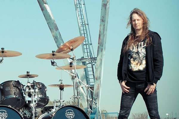 Breaking News: a new drummer joins Primal Fear!