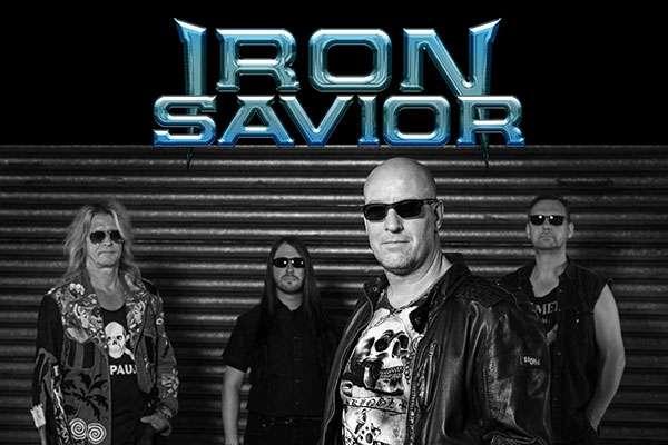 Iron Savior confirmed for Big Gun 2020 as well