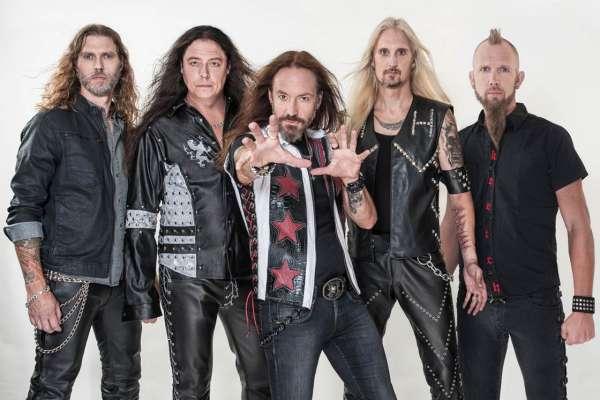 Hammerfall confirmed shows in Russia, Belarus and Ukraine