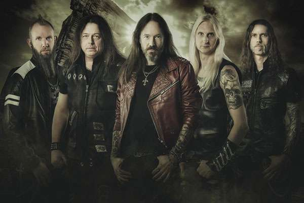 Hammerfall in need to postpone two shows
