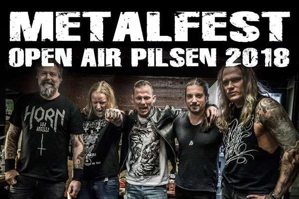 Cyhra announce Metalfest Pilsen 2018