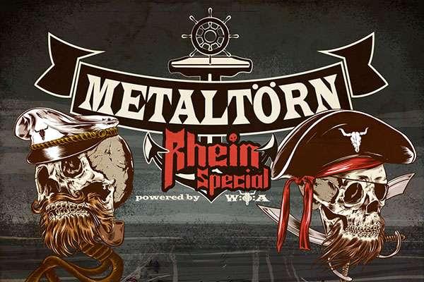 Van Canto confirmed for Metaltörn Rhein Special